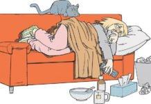Простуда: Учимся отличать ОРВИ от Гриппа - простуда, грипп