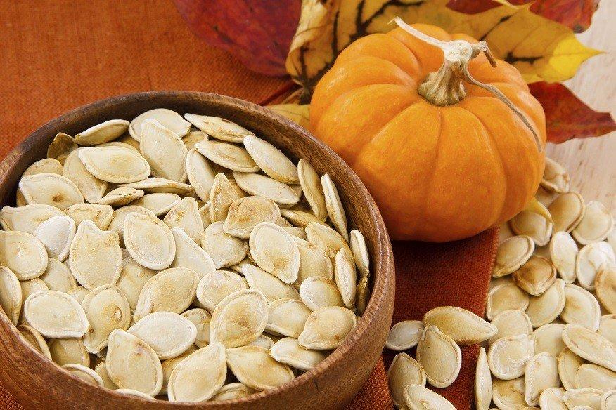 pumpkins - урогенитальные проблемы, простатит