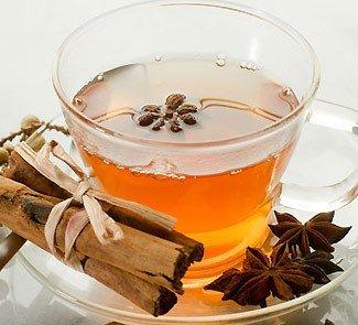 пряный чай блюда при диабете - питание при диабете, диабет