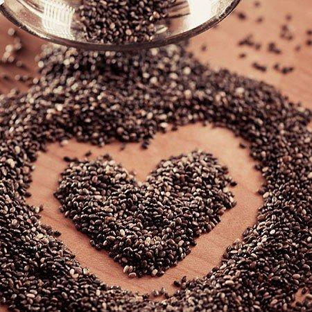 семена чиа микроэлементы