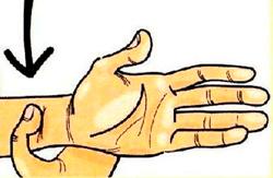 массаж при насморке - простуда, насморк, заболевания органов дыхания