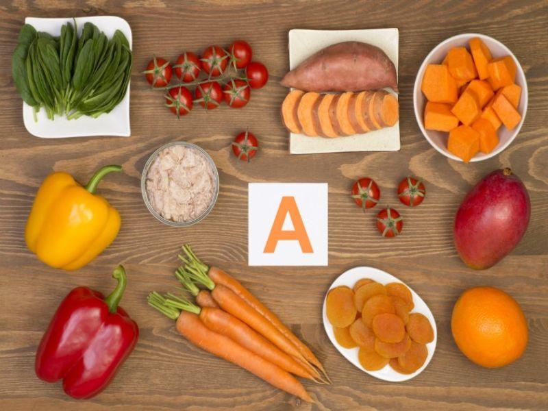 Диета, богатая витамином А, может защитить от рака кожи.